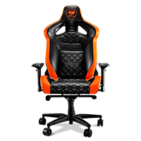 COUGAR ARMOR TITAN Black/Orange