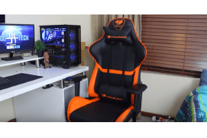 The Armor from COUGAR Gaming will be a good investment. It has the comfort ability all the needed adjustment options. I was pretty amazed and it just helped me strengthen my decision.