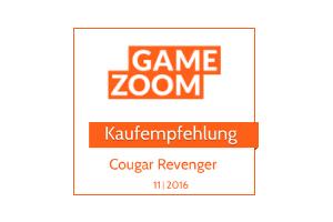 Präziser Nager zum fairen Preis! Last but not least wäre da noch die übersichtliche UIX Software. Kurz gesagt: Gamer können bedenkenlos bei der Revenger zugreifen!
